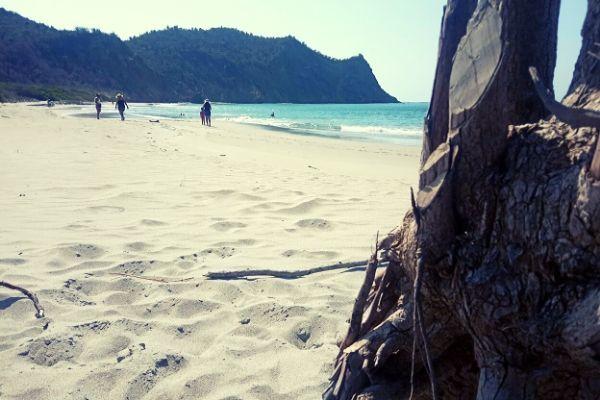 Playa Los Frailes Ecuador
