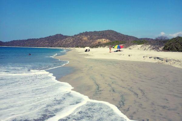 Playa Los Frailes Manabi