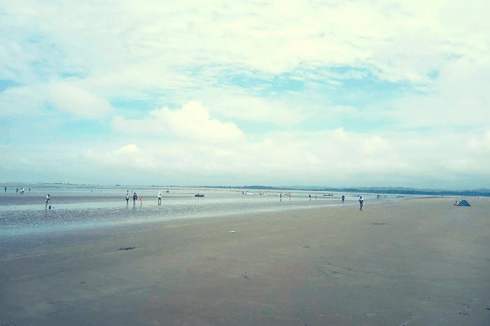 Cojimies Beach Ecuador