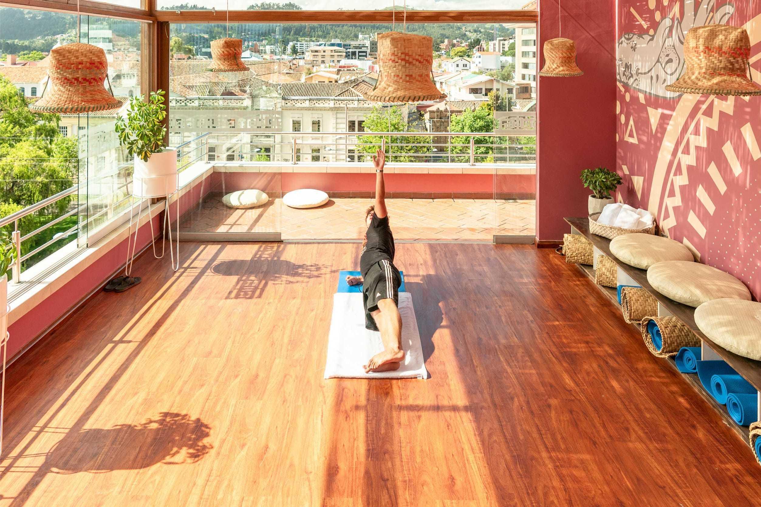 Selina Yoga Cuenca