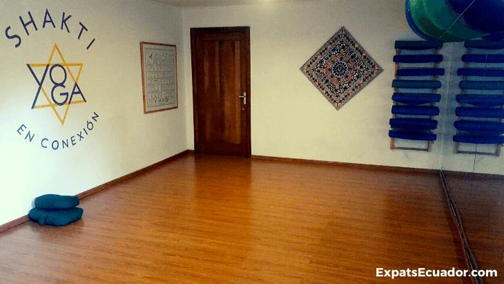 Shakti Yoga Cuenca