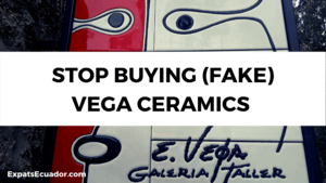 Stop Buying Fake Vega Ceramics