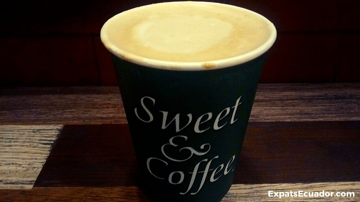 Sweet & Coffee - Latte