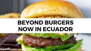Beyond Meat Ecuador