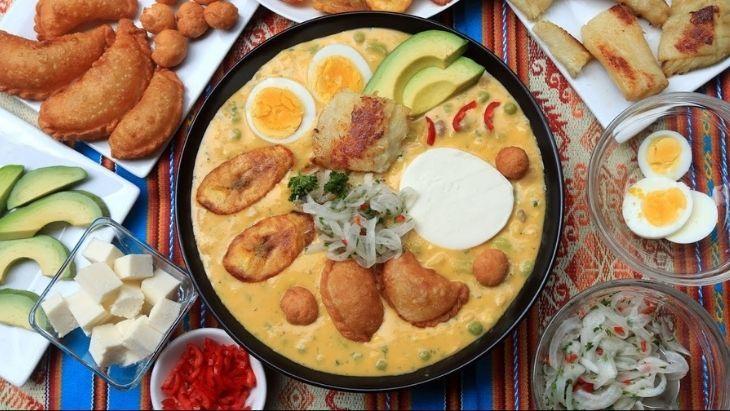 Fanesca Ecuador Easter Soup