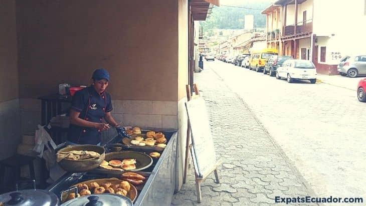 Las Herrerias Cafe Cuenca Ecuador
