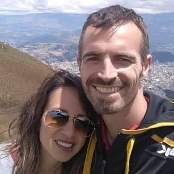 Michelle & Jason Expats Ecuador