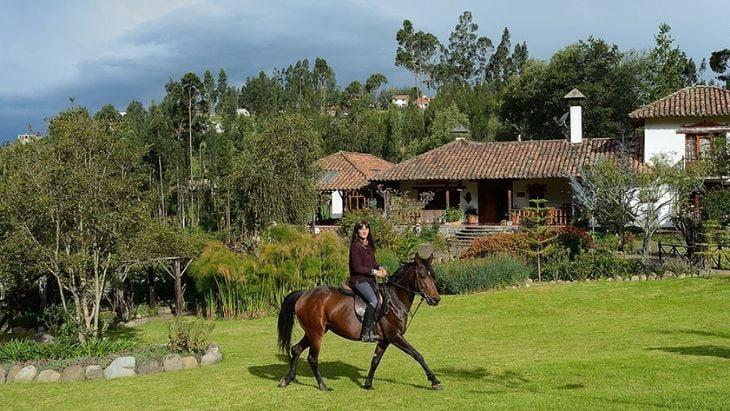 Cuenca Horse Riding Caballo Campana