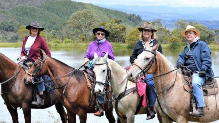 Cuenca Horse Riding Rancho Patococha