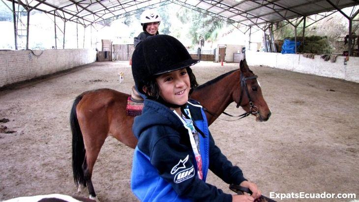 Cuenca Horse Riding School Centro Equestre Bellavista