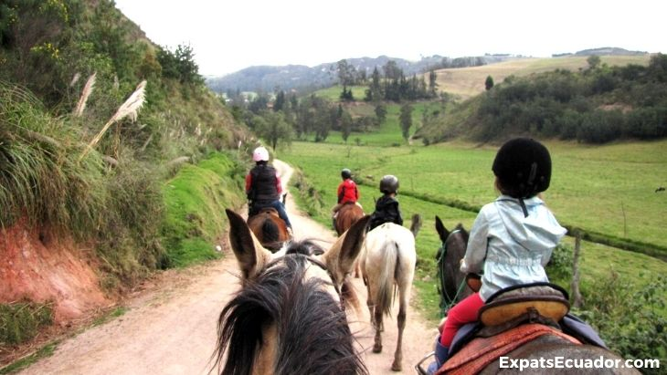 Cuenca Horse Riding Tours Safety
