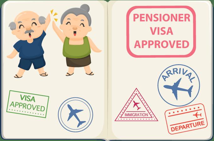 Ecuador Pensioner Visa Requirements