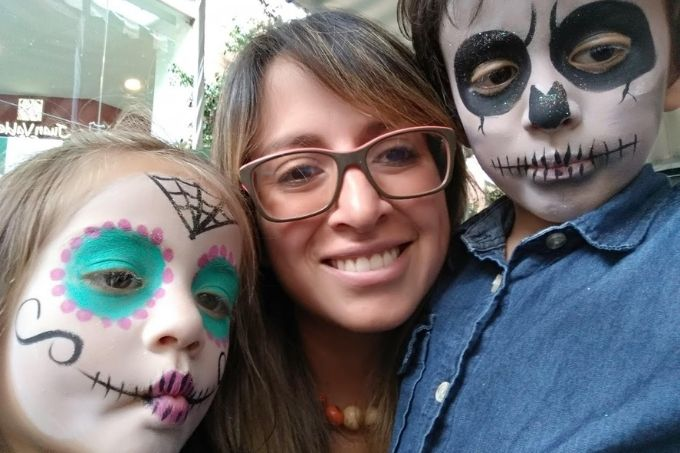 Kids birthday party Ecuador
