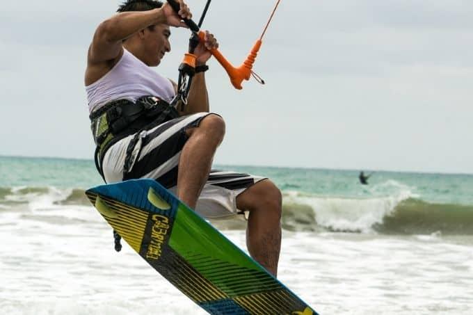 Kitesurfing for all levels